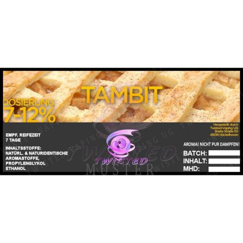 Twisted - Tambit