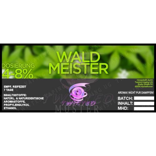 Twisted - Waldmeister