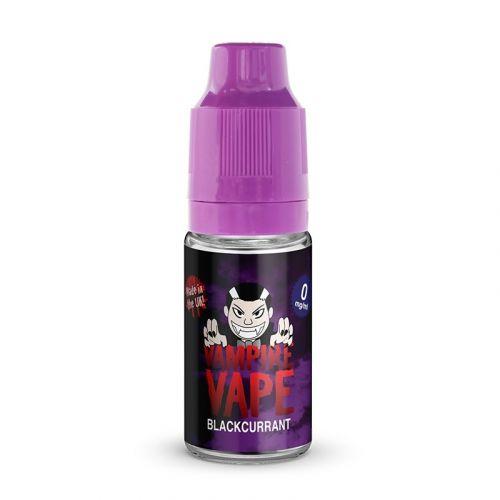 Vampire Vape - Blackcurrant Liquid