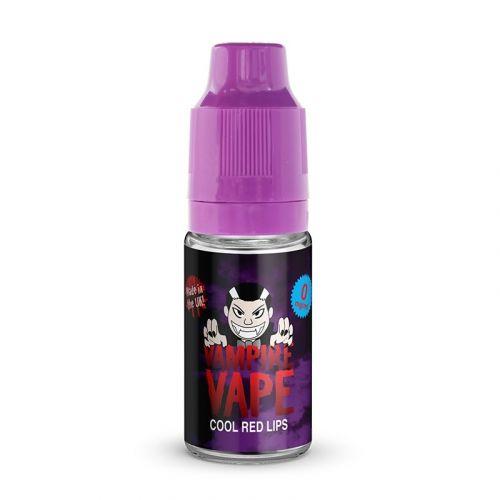 Vampire Vape - Cool Red Lips - 10ml Liquid