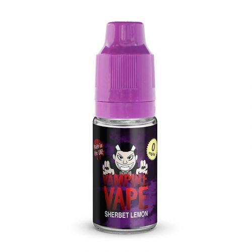 Vampire Vape - Sherbet Lemon Liquid