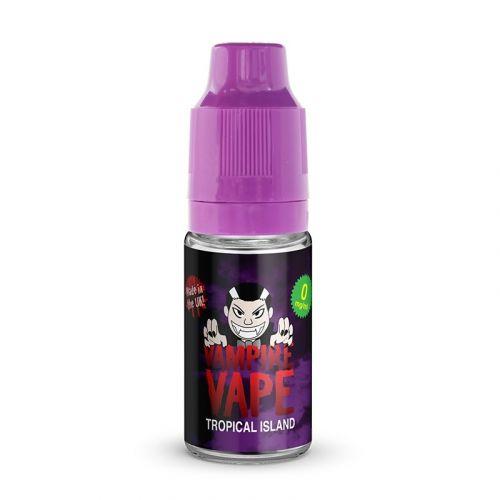 Vampire Vape - Tropical Island - 10ml Liquid