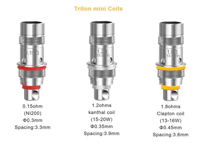 Aspire Triton Mini Coils