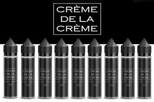 Crème de la Crème E-Liquids
