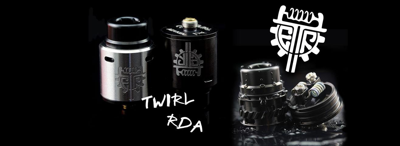 Advken Twirl RDA