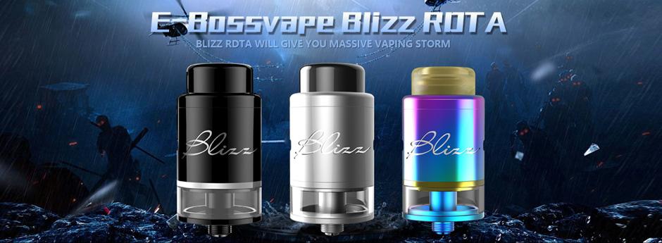E-Bozzvape Blizz RDTA
