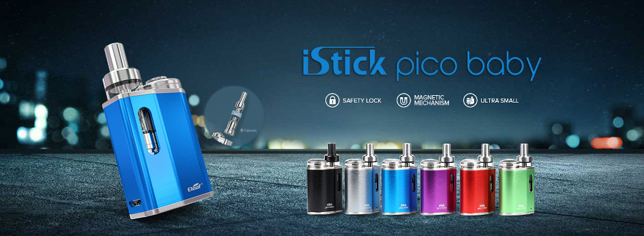 Eleaf iStick Pico Baby Set