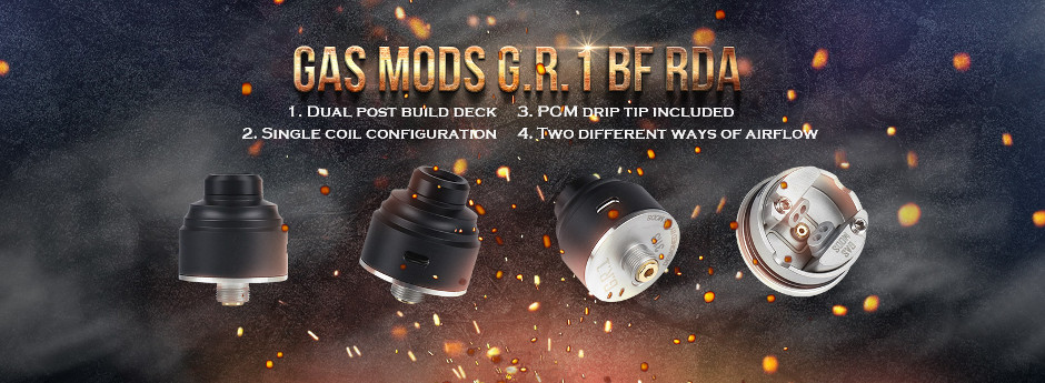 Gas Mods G.R.1 BF RDA