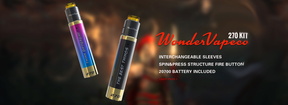 iJoy Wondervape 270 Set