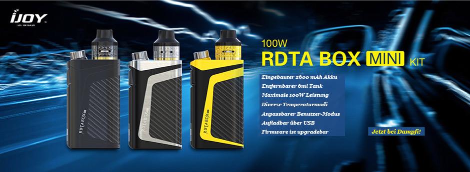 iJoy RDTA Box Mini