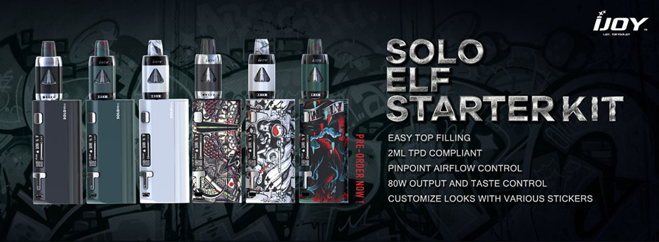 iJoy Solo Elf Set