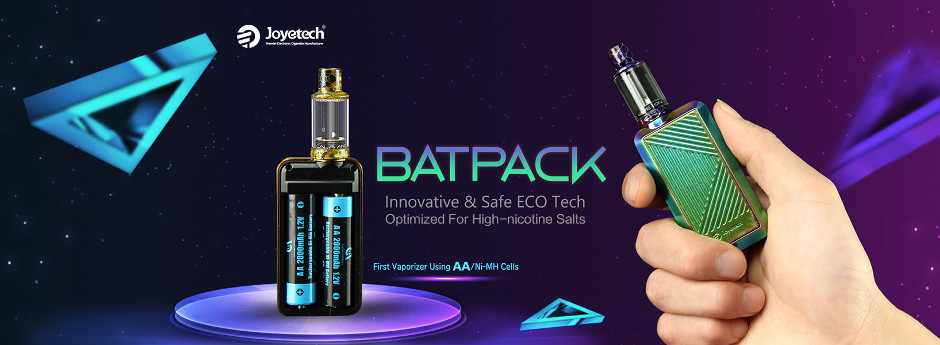 Joyetech Batpack - ECO D16 Set (inkl. Batterien)