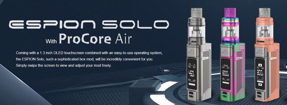 Joyetech Espion Solo 21700 - ProCore Air Set