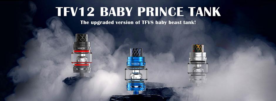 Smok TFV12 Baby Prince Verdampfer