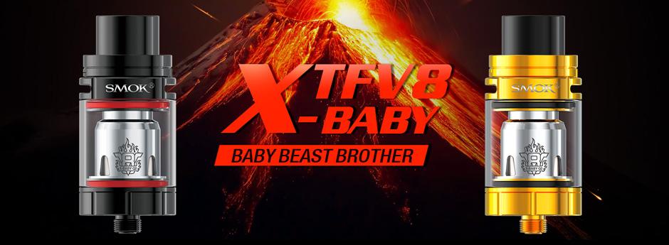 Smok TFV8 X-Baby Verdampfer