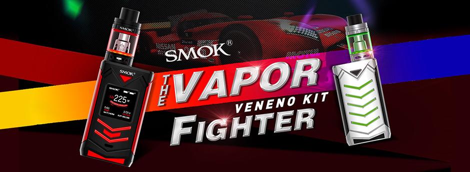 Smok Veneno TFV8 Big Baby Light Set