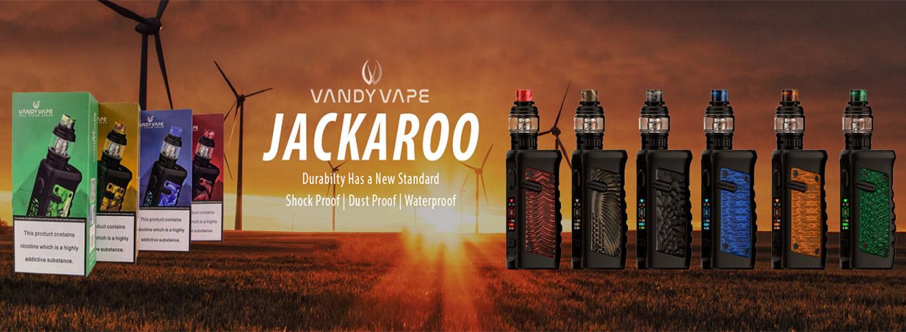 VandyVape Jackaroo Set
