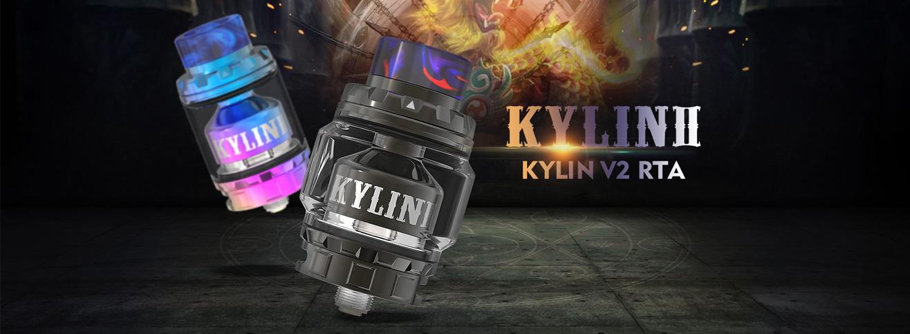 Vandyvape Kylin V2 RTA