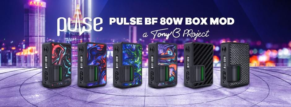 VandyVape Pulse BF 80W Squonk Mod