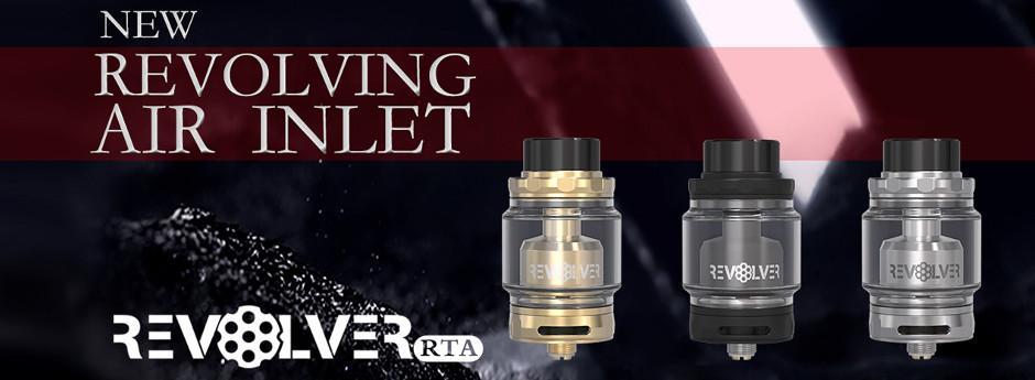 VandyVape Revolver RTA