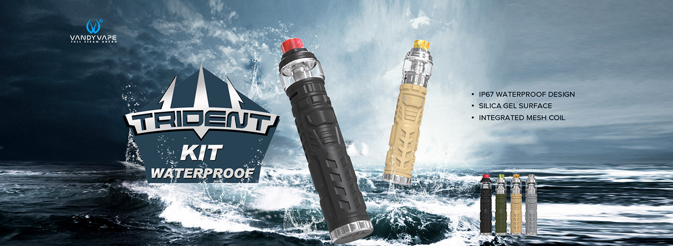VandyVape Trident Starter Set