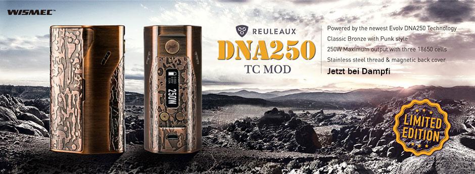 Wismec Reuleaux DNA250