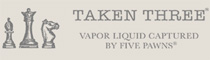 Taken Three von Five Pawns