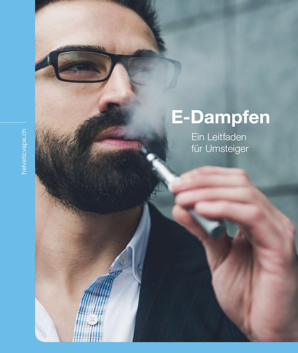 E-Dampf Prospekt